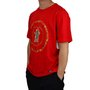 Camiseta Grizzly Chain Vermelho
