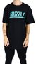 Camiseta Grizzly Stamped Preto