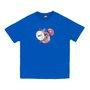 Camiseta High Company Clock Azul Bic