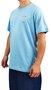 Camiseta Independent FTS Skull Azul Claro