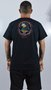Camiseta Independent GFL Buzzard Preto