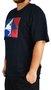 Camiseta LRG Size Logo Plus Preto