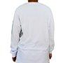 Camiseta Manga Longa DGK Hustle Club Branco