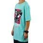 Camiseta Masculina DGK Champions Azul Claro