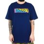Camiseta Masculina Grizzly Sun and Skate Preto