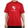 Camiseta Mess Amazon Vermelho