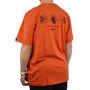 Camiseta Mess Portal Laranja