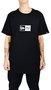 Camiseta New Era Logo Box Preto