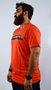 Camiseta RVCA BAKERVCA Photo I Vermelho Coral