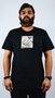 Camiseta RVCA BAKERVCA Photo II Preto