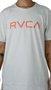 Camiseta RVCA Big Logo Off White