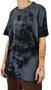 Camiseta RVCA Techline Cinza Escuro