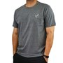 Camiseta Santa Cruz Classic Dot Bottom Mescla Escuro