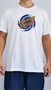 Camiseta Santa Cruz Eighth Dimension Dot Branco