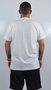 Camiseta Santa Cruz Flaming Hand Front Branco