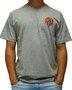 Camiseta Santa Cruz Rob Dot Mescla Claro