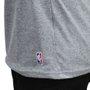 Camiseta Starter Logo New York Knicks Mescla Claro