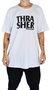 Camiseta Thrasher Anti Logo Branco
