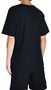 Camiseta Thrasher Intro Burner Preto