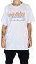 Camiseta Thrasher Scorched Branco
