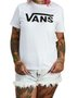 Camiseta Vans Flying Branco