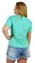 Camiseta Vans Junior V Box Verde Claro