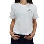 Camiseta Vans Leila Off Duty Branco