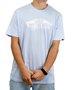 Camiseta Vans OTW Heather Azul Claro
