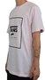 Camiseta Vans Print Box Rosa