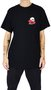 Camiseta Vans Rose Bed SS Preto