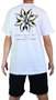 Camiseta Volcom Ryan Burch Experiment Branco