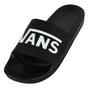 Chinelo Feminino Vans Slide-On Preto
