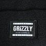 Gorro Grizzly Labeled Preto