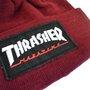 Gorro Thrasher Logo Patch Bordô
