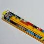 Grabber Slimline Santa Cruz Ralis Amarelo