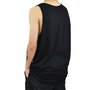 Regata Diamond Script Tank Preto