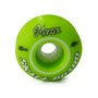 Roda Mentex Skateboard 53mm Verde