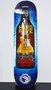 Shape Cisco Marfim Serie Music Hard Rock 8.5 Azul