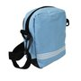 Shoulder Bag Mess Waterfall Azul Claro