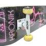 Skate Montado Kronik Flamingo TB