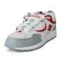 Tênis DC Shoes Kalis Lite Branco/Cinza/Vermelho