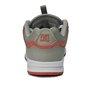 Tênis DC Shoes Kalis Lite Girl Cinza/Branco/Rosa