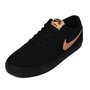 Tênis Nike Check Solar CNVS Preto/Preto