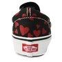 Tênis Vans Slip-on Valentines Preto/Branco/Vermelho