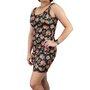 Vestido Billabong Lush Plush Multicores Floral